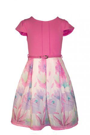 Happy Girls dievčenské šaty 86 ružová