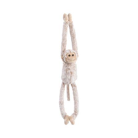 Butlers Plyšová opice visící se suchým zipem