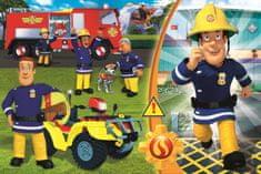 Trefl Puzzle Požárník Sam MAXI 24 dílků