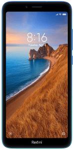 Xiaomi Redmi 7A, odemykání obličejem, velký displej, osmijádrový procesor, dedikovaný slot na paměťovou kartu