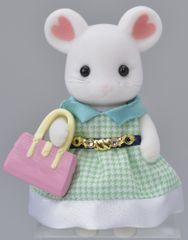Sylvanian Families Slečna Marshmallow myška