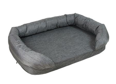 O´ lala Pets Fantastic Elegance 86 x 65 cm, sivo