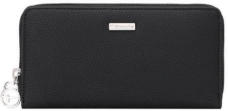 Tamaris Peněženka Debra Big Zip Around Wallet 7187192-001 Black