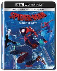 Spider-man: Paralelní světy (2 disky) - Blu-ray + 4K Ultra HD