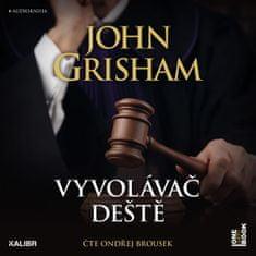 Grisham John: Vyvolávač deště - 2CDmp3