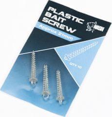 Nash Držiak Nástrahy Plastic Bait Screw 21 mm