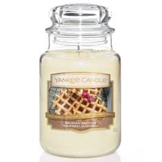 Yankee Candle vonná svíčka Belgian Waffles 623 g