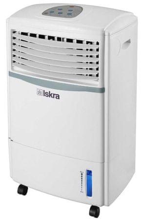 Iskra YS-06, prenosni hladilec zraka - Odprta embalaža