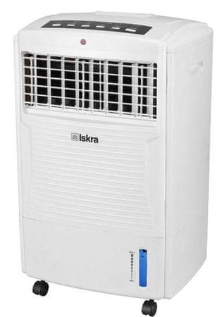 Iskra YS-14, prenosni hladilec zraka, uporabljeno - Odprta embalaža