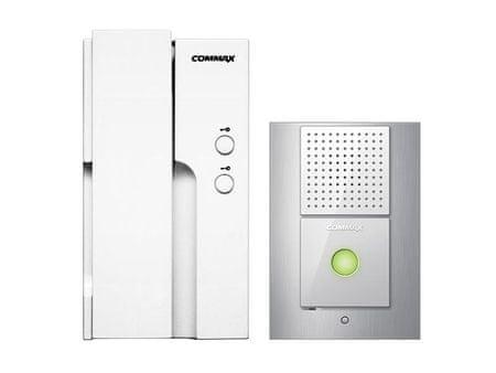 COMMAX DP-2HPR / DR-2L, sada domácího telefonu pro systém 1+n a dveřní stanice,