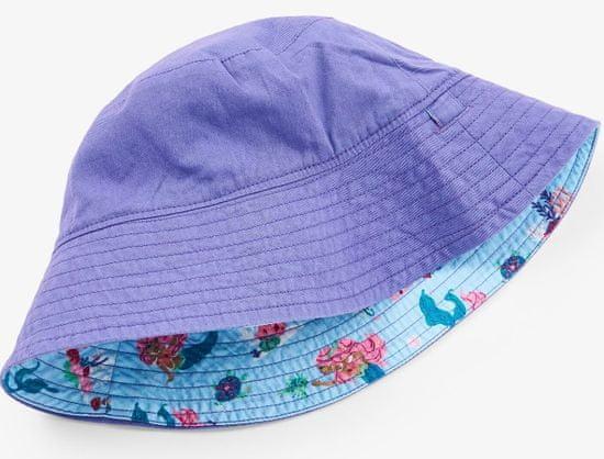 Hatley Dívčí klobouček s mořskou vílou a UV ochranou 62/68 fialová/modrá