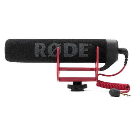Rode mikrofon VideoMic Go, za fotoaparat