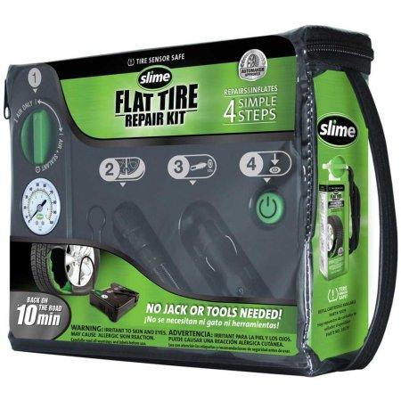 Slime set za popravilo predrtih pnevmatik