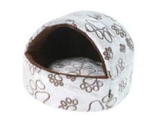 O´ lala Pets Trendy 40 x 32 cm krevet za pse, bijela