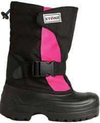 Stonz dievčenské zimné topánky