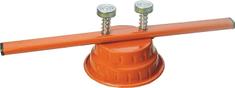 Marex Trade Zaváracia kovová hlava OMNIA s držadlom, 0,3/0,7 l