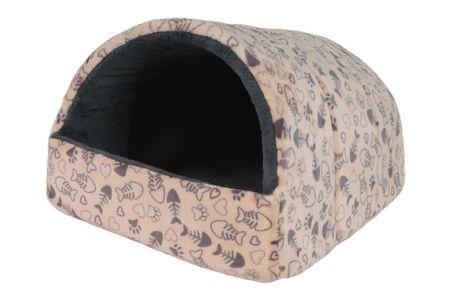 O´ lala Pets postelja za psa, 48x38 cm, bež