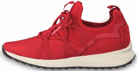 Tamaris női sportcipő 23717 40 piros