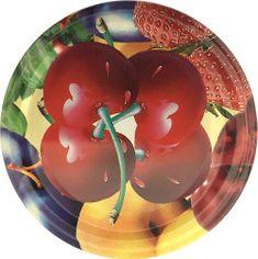 Marex Trade Viečko TWIST 66 mm ovocie, pre poháre 0,37l