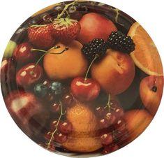 Marex Trade Víčko TWIST 82 mm ovoce, pro sklenice 0,72l