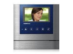 COMMAX CDV-43M, barevný handsfree videotelefon, 4.3'' LCD, 2 video vstupy, dotyková tlačítka,