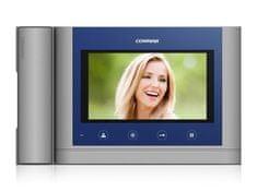 COMMAX CDV-70MH, barevný sluchátkový videotelefon, 7'' LCD, 2 video vstupy, dotyková tlačítka,