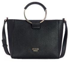 Guess Dámská kabelka Tilden Logo Mini Tote Black