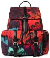 Desigual dámský vícebarevný batoh Back Sinergia Tribeca