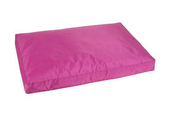 O´ lala Pets Ortopedická matrace Economy 70x100 cm růžová - zánovní