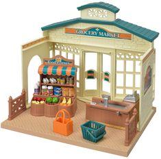 Sylvanian Families sklep spożywczy