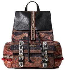 Desigual dámský vícebarevný batoh Bols Indo Japan Tribeca