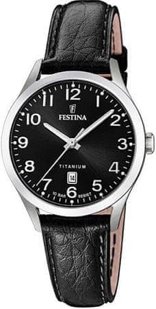Festina Classic Strap Titanium 20469/3