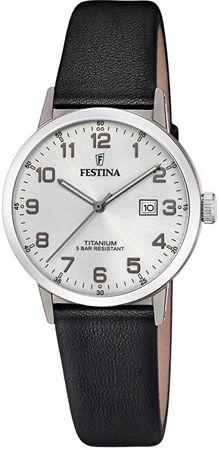 FESTINA Classic Strap Titanium 20472/1