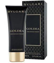 Bvlgari Goldea The Roman Night - sprchový gel