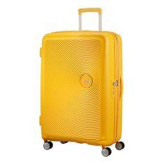 American Tourister Soundbox Spinner kovček, 77cm, TSA EXP