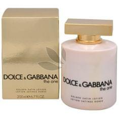 Dolce & Gabbana The One - tělové mléko