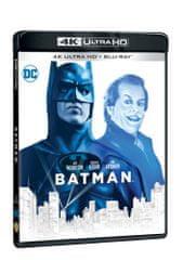 Batman (2 disky) - Blu-ray + 4K Ultra HD