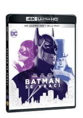 Batman se vrací (2 disky) - Blu-ray + 4K Ultra HD