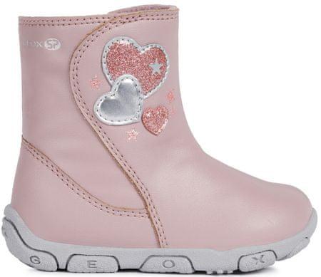 Geox lány csizma Balu´ 20 rózsaszín