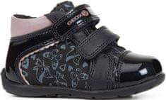 Geox dívčí kotníkové boty Elthan