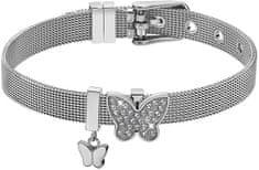Lotus Style Acél karkötő íjakkal LS2077-2 / 2