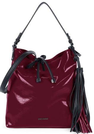 Emily & Noah Sissi 61920 ženska torbica, uni, vinska