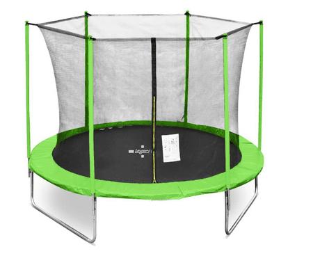 Legoni trampolin sa zaštitnom mrežom, 305 cm, ljestve