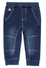 Boboli chlapčenské džínsy s fleecom