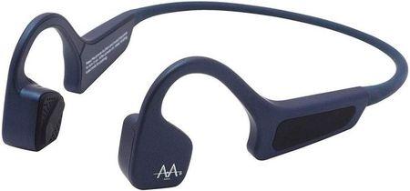 AMA BonElf X bezdrátová sluchátka, modrá