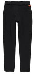 Boboli dievčenské džínsy s fleecom
