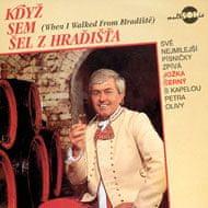 Černý Jožka: Když sem šel z Hradišťa - CD