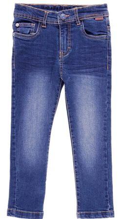 Boboli chlapčenské džínsy 110 modrá