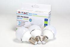 V-TAC Led žárovka E14 5,5W 2700K 3ks