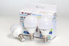 V-TAC Led žárovka E14 5,5W 4000K 3ks